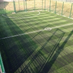 Synthetic Sport Surface Installation in Abbey Yard 2