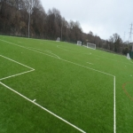 Synthetic Sport Surface Installation in Abbey Yard 7
