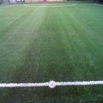 Synthetic Sport Surface Installation in Conwy 5