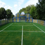 Needlepunch Artificial Sports Grass in Aberarder 1