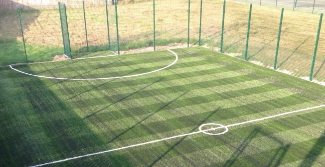 Astro Turf Flooring Installers in Croftamie