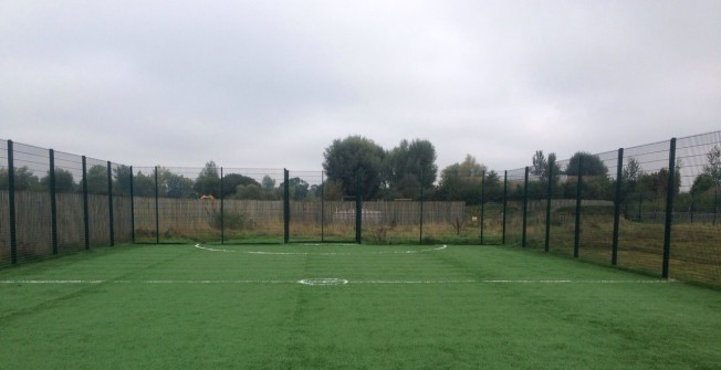 Synthetic Turf Sport Pitches in Abram