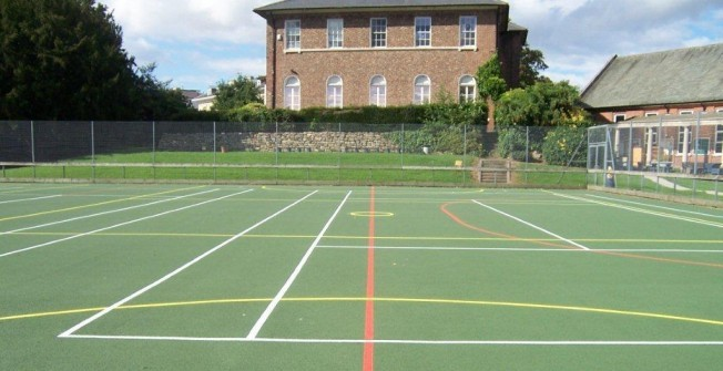 Multipurpose Sports Surfaces in North Lanarkshire