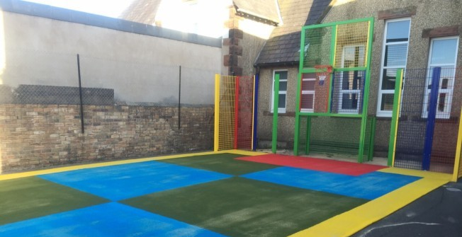 Synthetic Grass MUGA Installers